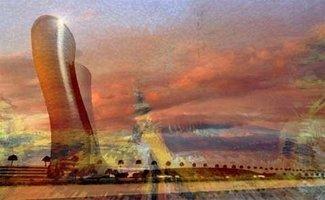 Abu Dhabi Leaning Tower