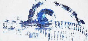 Blue Satellite