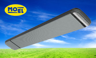 MOEL9815S - 1500W - ZILVER