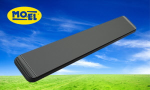 MOEL9818 - 1800W - ZWART