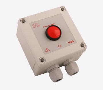 TSP-T4SF  Softstart Timer met drukknop 4 Kw
