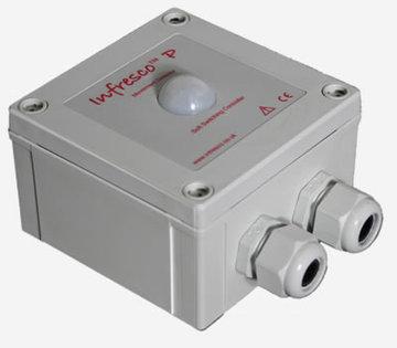TSP-PIR4SF  Infresco bewegingsmelder 4 kw + timer